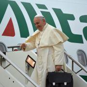 Papst startet Türkei-Reise - Erdogan attackiert den Westen (Foto)