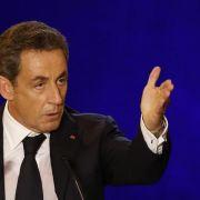 Sarkozy vor der Rückkehr auf die große politische Bühne (Foto)