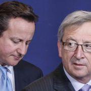 Cameron knüpft EU-Verbleib an strengere Migrationspolitik (Foto)