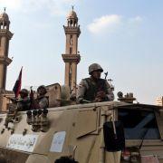 Prozess gegen Ägyptens Ex-Staatschef Mubarak eingestellt (Foto)