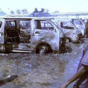 Blutiger Anschlag auf Moschee in Nigeria (Foto)