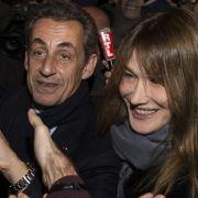 Dämpfer für Frankreichs Ex-Präsidenten Sarkozy von Parteibasis (Foto)