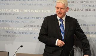 Schuster neuer Präsident des Zentralrats der Juden (Foto)