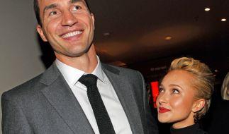 Sind die glücklichen Tage bei Wladimir Klitschko und seiner Verlobten vorbei? (Foto)