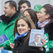 Proeuropäische Kräfte führen bei Parlamentswahl in Moldau (Foto)
