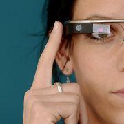 Lebenszeichen von Google Glass (Foto)