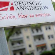 Immobilien-Fusion:Deutsche Annington und Gagfah (Foto)