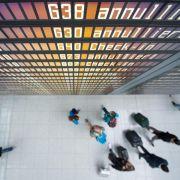Neunter Pilotenstreik lässt hunderte Lufthansa-Flüge ausfallen (Foto)