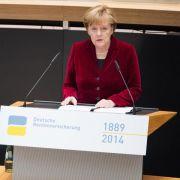 Merkel hält gesetzliche Rente allein nicht für ausreichend (Foto)