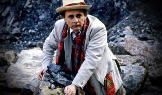 Der siebte Doktor (Sylvester McCoy) hatte schon in den Achtzigern viele Abenteuer zu bestehen. (Foto)