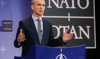 Nato gibt Russland alleinige Schuld für Kämpfe in der Ukraine (Foto)