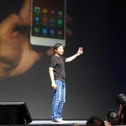 Smartphone-Überflieger Xiaomi investiert in Amerika (Foto)