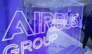 Staatsanwaltschaft bestätigt Durchsuchungen beim Airbus-Konzern (Foto)