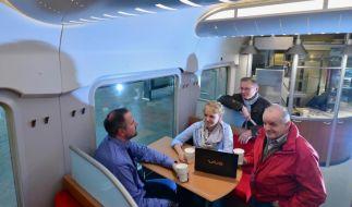Bahn spendiert 200 Millionen Euro extra für Fernzüge (Foto)