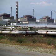 Wirbel um «Unfall» in ukrainischem Atomkraftwerk (Foto)