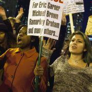 US-Polizist entgeht Anklage nach tödlichem Einsatz in New York (Foto)
