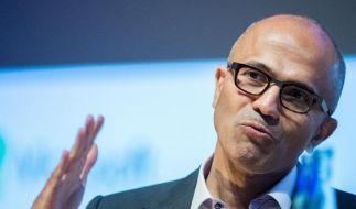 Über 84 Millionen Dollar für Microsoft-Chef Nadella (Foto)