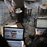 Internet-Freiheit besonders in Russland und Türkei gefährdet (Foto)