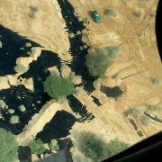 Millionen Liter Öl in Israel ausgelaufen (Foto)
