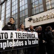 Geschönte Bilanzen:Spanischer Bankia droht Klagewelle (Foto)