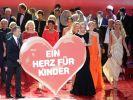 Ein Herz für Kinder 2014: Auch immer diesem Jahr wurden wieder mehr als 16 Millionen Euro gespendet. (Foto)