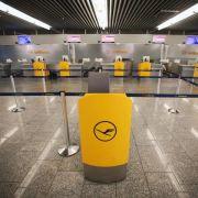 Lufthansa fliegt nachPilotenstreik wieder mit normalem Flugplan (Foto)