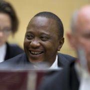 Weltstrafgericht: Prozess gegen Kenias Präsidenten geplatzt (Foto)