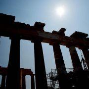 Streit um Ausstieg Griechenlands aus Rettungsprogramm (Foto)