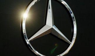 Daimler verbucht 2014 neuen Rekordabsatz (Foto)