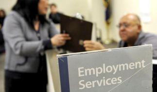 US-Arbeitsmarkt kommt in Schwung (Foto)