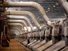 Deutsche Industrieproduktion legt nur zögerlich zu (Foto)