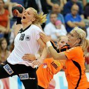 Handball-Frauen mit zweiter Niederlage (Foto)