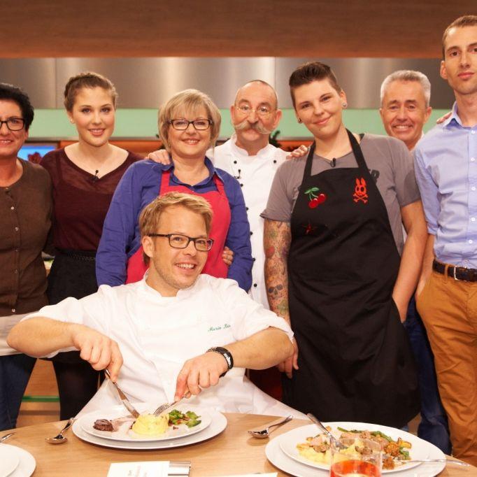 15.000 Euro für den besten Koch der Küchenschlacht 2014 (Foto)