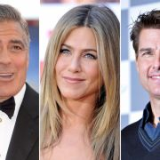Als Clooney noch Schuhe verkaufte (Foto)