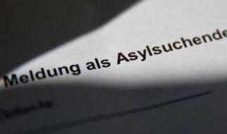 Bereits mehr als 180 000 Asylanträge in diesem Jahr (Foto)