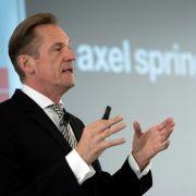Axel Springer baut Online-Anzeigenschäft aus (Foto)