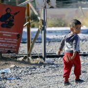 Unicef: 2014 war furchtbar für Millionen Kinder (Foto)