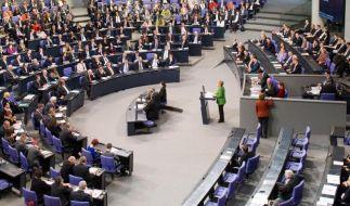 Bundestag lässt Bürger kalt (Foto)