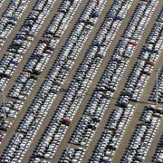 Volkswagen verkauft weniger VW-Modelle (Foto)