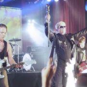 Das Video: Bei Heinos Metal-Band glüht der Enzian (Foto)