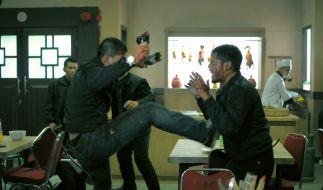 Knallharte Action erwartet Sie in The Raid 2. (Foto)