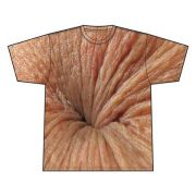 Das Rosetten-Shirt für Arschlöcher (Foto)