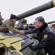 Nur kleinere Verstöße gegen Ukraine-Feuerpause (Foto)