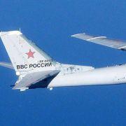 Erneut russische Kampfflugzeuge über der Ostsee (Foto)