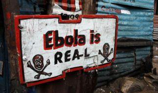 WHO-Chefin: Ebola-Virus noch nicht eingedämmt (Foto)