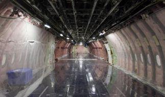Airbus: China braucht mehr als 5000 Flugzeuge (Foto)