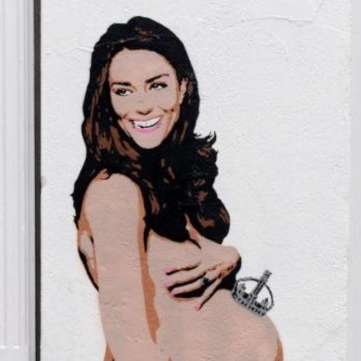 Nacktbild von Herzogin Kate verkauft (Foto)