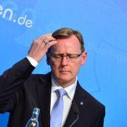 Morddrohungen gegen Thüringer Ministerpräsident (Foto)