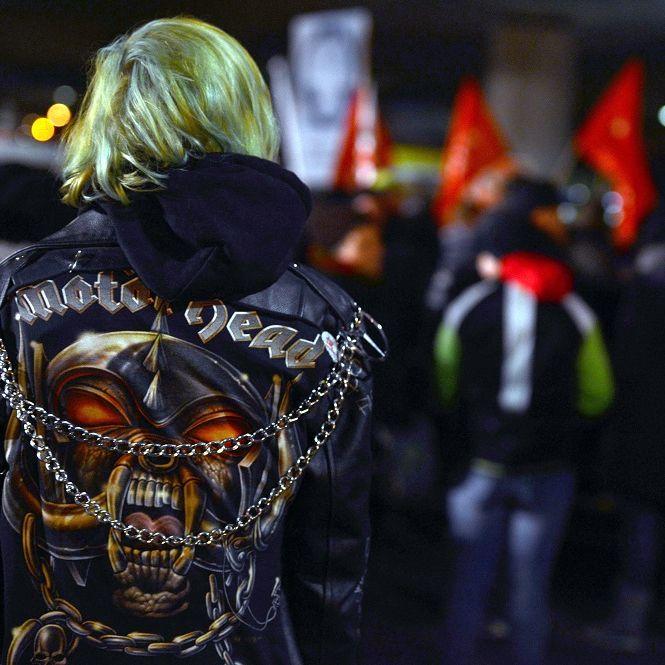 Rocker, Neonazis, Hooligans - so gefährlich ist Deutschland (Foto)