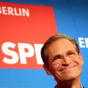 Berliner Parlament wählt Nachfolger von Klaus Wowereit (Foto)